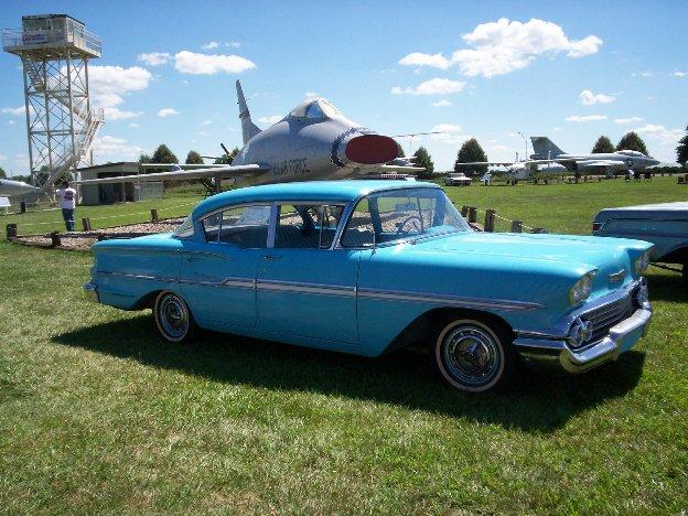Grissom Air Museum Car Show