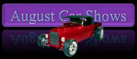 August Car Shows - Car show in indianapolis this weekend