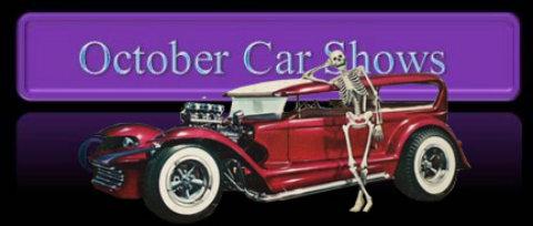 October Car Shows